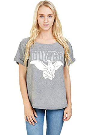 Disney Disney Damen Dumbo Flying T-Shirt