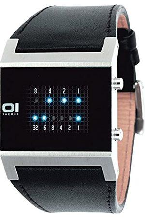 Binary THE ONE The One Herren-Armbanduhr digital Quarz KERALA TRANCE KT102B1
