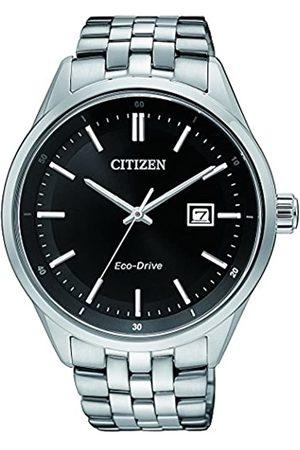 Citizen Citizen Herren Analog Quarz Uhr mit Edelstahl Armband BM7251-88E