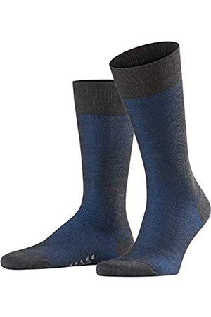 Falke Herren Fine Shadow Wool M SO Socken, Blickdicht