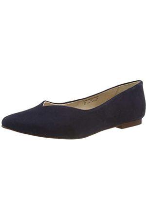 Bugatti Bugatti Damen 411711613400 Slipper, Blau (Dark Blue 4100)