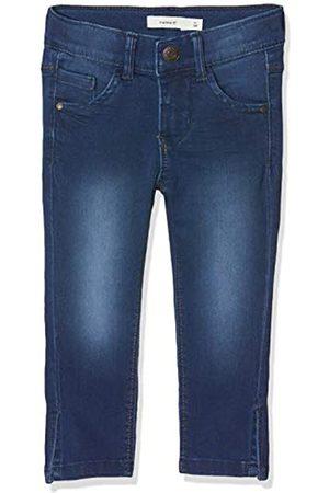 Name it Name IT NOS Mädchen Jeans NKFPOLLY DNMTASANNE 2195 CAPRI