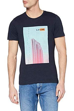s.Oliver S.Oliver Herren 130.10.003.12.130.2024829 T-Shirt