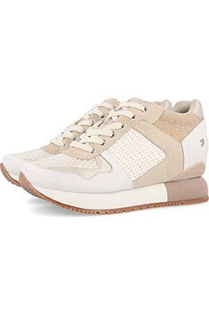 Gioseppo GIOSEPPO Damen Bastogne Sneakers, Weiß (Blanco Blanco)