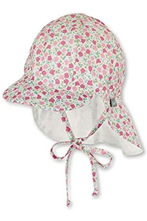 Sterntaler Mädchen Schirmmütze mit Nackenschutz Mütze