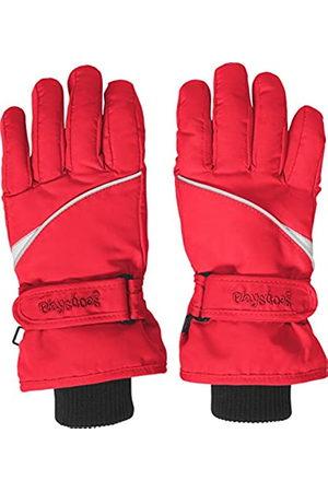 Playshoes Playshoes Kinder-Unisex Skihandschuhe Thinsulate Fingerhandschuhe mit Klettverschluss