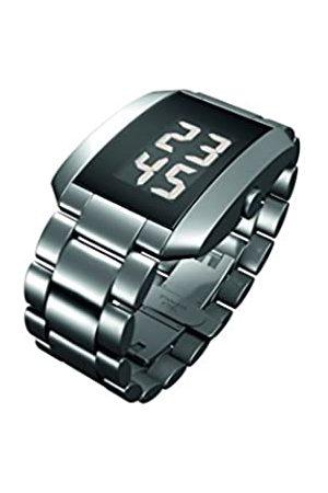 Rosendahl Rosendahl Unisex Digital Quarz Smart Watch Armbanduhr mit Edelstahl Armband 43242