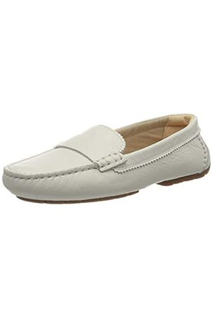 Clarks Clarks Damen C Mocc Mokassin, Weiß (White Leather White Leather)