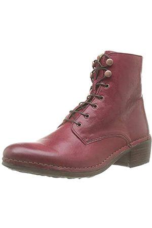 Neosens Damen Dakota Medoc Kurzschaft Stiefel, (Carmin S3076)