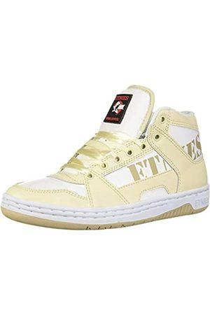 Etnies ETNAB Damen Mc Rap High W's Skateboardschuhe, (267-Tan/White 267)