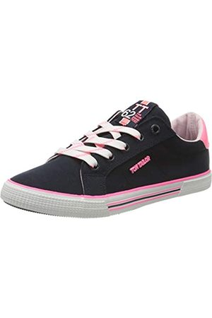 TOM TAILOR TOM TAILOR Mädchen 8070604 Sneaker, Blau (Navy 00003)