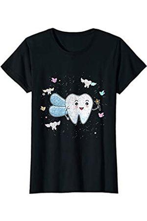 Zahnfee Kostüm Karneval und Fasching Damen Zahnfee Karneval und Fasching Kostüm T-Shirt