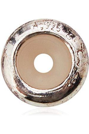 Thomas Sabo Thomas Sabo Damen Herren Stopper Kette Armband Karma Beads 925 Sterling Silikon KS0005-585-12