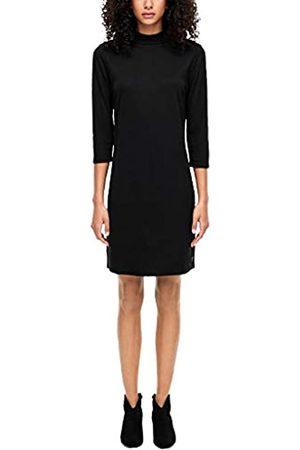 s.Oliver Q/S Designed by Damen High Neck-Kleid aus Jersey XXL