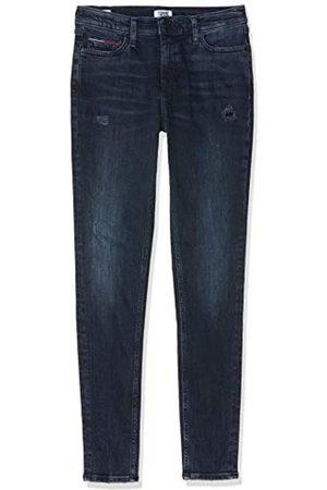 Tommy Hilfiger Jeans straight signature Naomi mid rise slim NEU Sonderposten