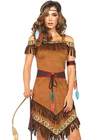 Leg Avenue LEG AVENUE 85398 - Native Princess Damen kostüm, Größe S/M (EUR 36-38)