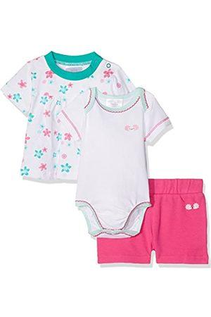 Twins Twins Baby-Mädchen Bekleidungsset, 3-teilig