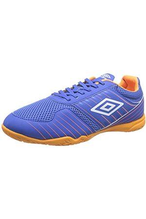 Umbro Umbro Herren Vision Liga Futsalschuhe, Blau (Tw Royal/White/Turmeric GZB)
