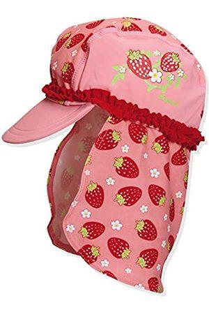 Playshoes Playshoes Mädchen UV-Schutz Erdbeeren Mütze