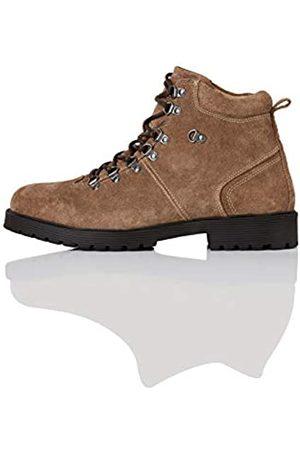FIND Find. Divan Hiker Chukka Boots, Beige (Almond)