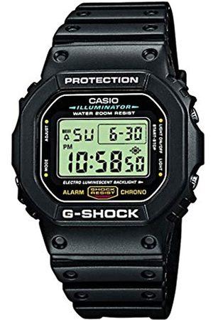 Casio Casio G-Shock Herren Harz Uhrenarmband DW-5600E-1VER