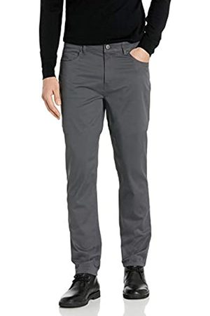 Buttoned Down Straight-Fit 5-Pocket Easy Care Stretch Twill Chino Pant Hose