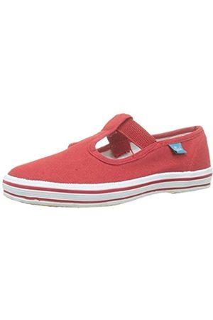 Beck Beck Bubble Gummers Unisex-Kinder Basic Multisport Indoor Schuhe, Rot (Rot 07)