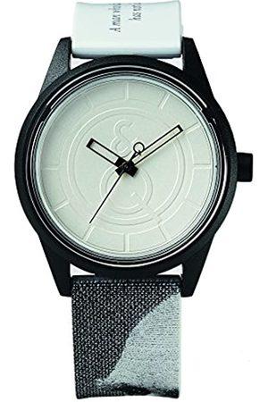 Citizen Citizen Unisex Analog Quarz Uhr mit Plastik Armband RP00J039Y