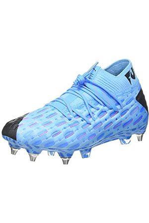 Puma Puma Unisex-Erwachsene Future 5.1 Netfit Mxsg Botas de fútbol, Blau (Luminous Blue-NRGY Blue Black-Pink Alert)