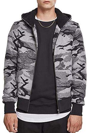 Urban classics Urban Classics Herren Camo Zip Jacket Jacke