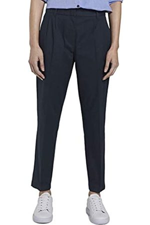 TOM TAILOR mine to five TOM TAILOR mine to five Damen Easy Chino Hose, 10668-Sky Captain Blue