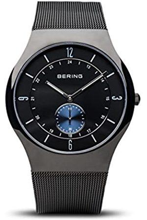 Bering BERING Herren-Armbanduhr Analog Quarz Edelstahl 11940-228