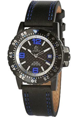 Carucci Carucci Herren-Armbanduhr Automatik CA2184BL