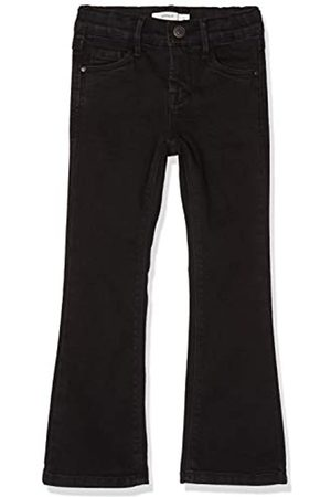 Name it NAME IT Mädchen NKFABECKY DNM 7278 Bootcut Pant Jeans