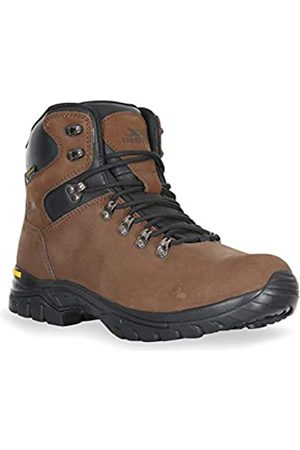 Trespass Trespass Herren Lochlyn Trekking-& Wanderstiefel, Braun (Dark Brown Dark Brown)