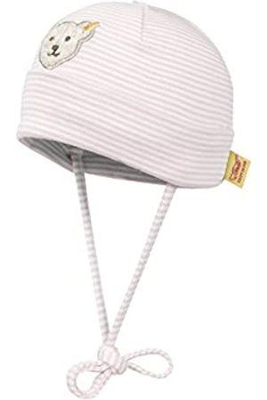 Steiff Steiff Unisex - Baby Mütze 0006610 Mütze Gr. 41 Cm Kopfumfang, Gestreift
