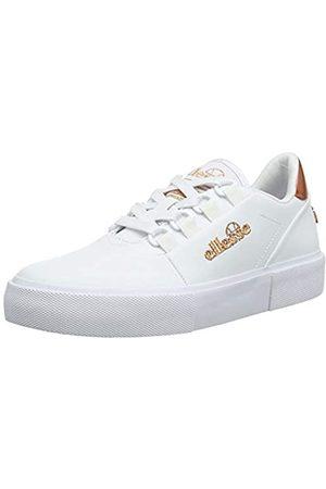 Ellesse Damen Alto D-lux Sneaker, (White Whte)