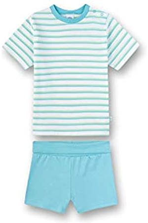 Sanetta Sanetta Baby-Jungen kurzer Pyjama Zweiteiliger Schlafanzug