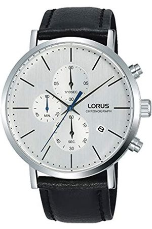 Lorus LorusHerrenChronographQuarzUhrmitLederArmbandRM327FX9