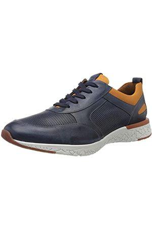 Lloyd LLOYD Herren BANDOS Sneaker, Blau (Ocean/Orange 3)