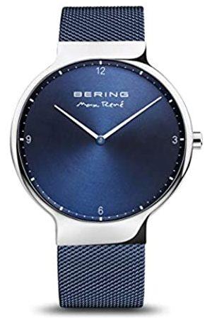 Bering BERINGHerrenAnalogQuarzUhrmitEdelstahlArmband15540-307