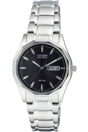Citizen Citizen Herren Analog Quarz Uhr mit Edelstahl Armband BM8430-59EE