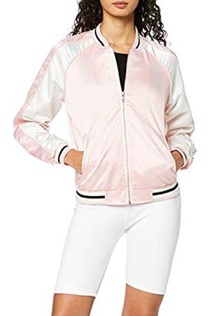 Urban classics Urban Classics Damen Ladies 3-Tone Souvenir Jacket Jacke