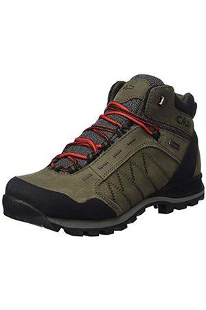 CMP – F.lli Campagnolo CMP – F.lli Campagnolo Herren Thiamat Mid Shoe Wp Trekking- & Wanderstiefel, Braun (Wood P961)