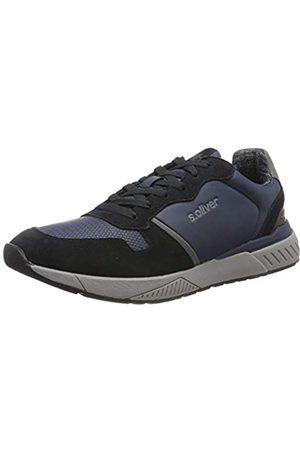 s.Oliver S.Oliver Herren 5-5-13607-33 Sneaker, Blau (Navy 805)