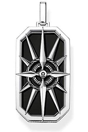 Thomas Sabo Thomas Sabo Unisex-Anhänger Kompass Stern 925 Sterlingsilber PE869-641-11