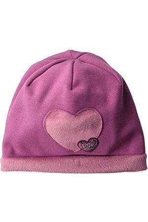 maximo Maximo Mädchen Beanie aus Jersey mit Herzmotiv Mütze