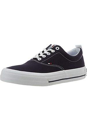 Tommy Hilfiger Tommy Jeans Herren Classic Low Sneaker, Blau (Twilight Navy C87)