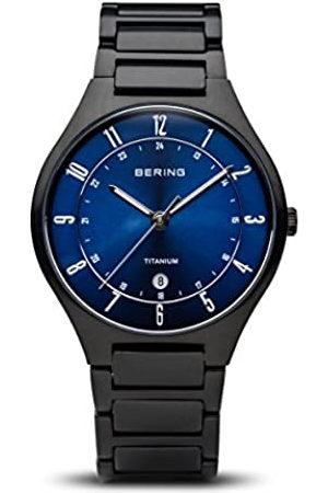Bering BERING Herren-Armbanduhr Analog Quarz Titan 11739-727
