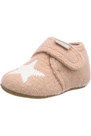 Living Kitzbühel Living Kitzbühel Unisex Baby Babyklett. Mit Sternenstick Hausschuhe, Pink (Rose Cloud 331)